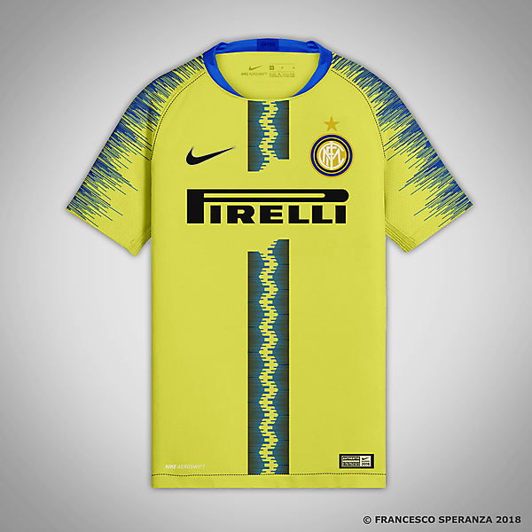 INTER FC - third