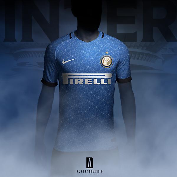 Inter Light blue - 90s tribute