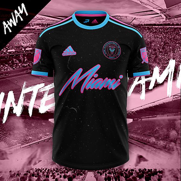 Inter Miami Away Concept Kit