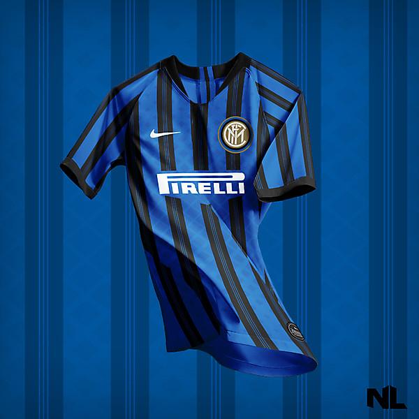 Inter Milan - Home Kit 2020/21