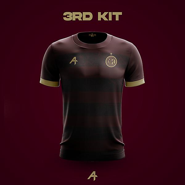 Inter Milan 3rd kit concept