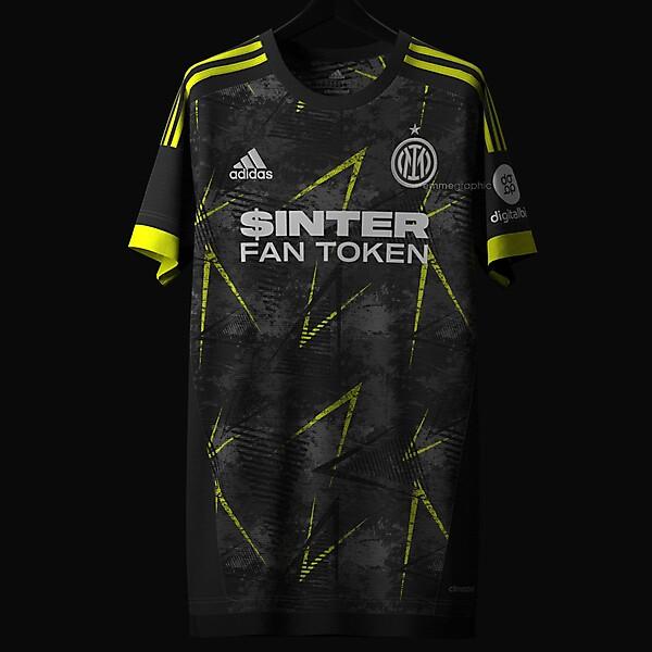 Inter Milan | Adidas | Third