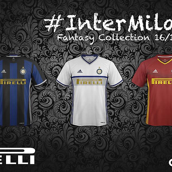 Inter Milan Adidas Concept