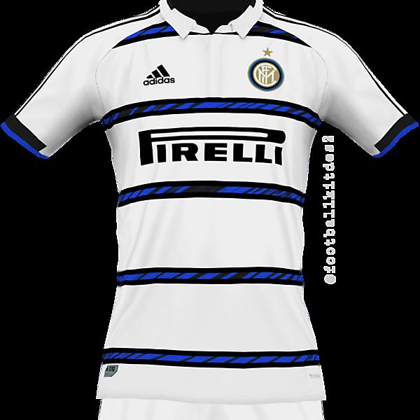 Inter Milan away by adidas