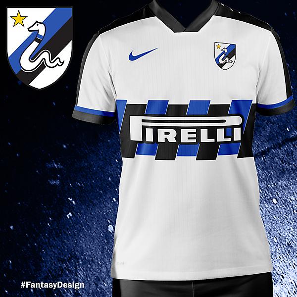 Inter Milan #FantasyDesign @Inter