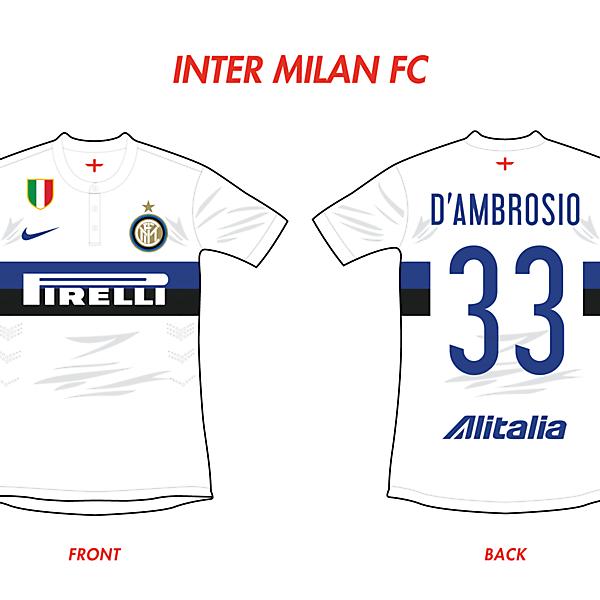 Inter Milan FC Away