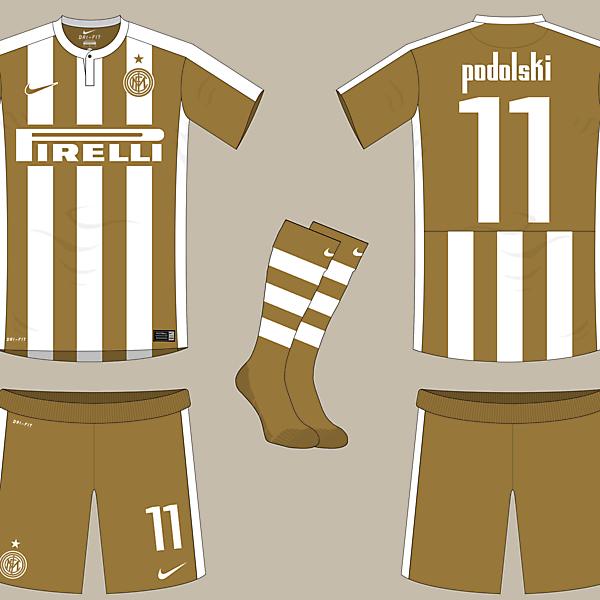 Inter Milan Home Kit