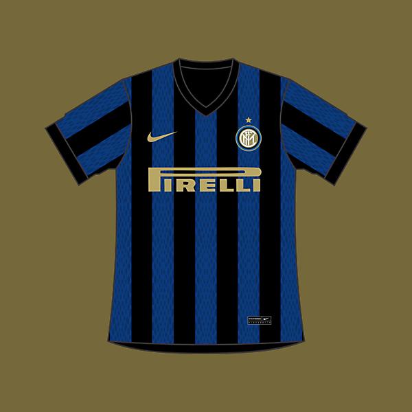 Inter Milan Home Kit 2021-2022