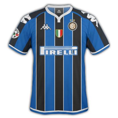 Inter Milan 2010/11 Home shirt