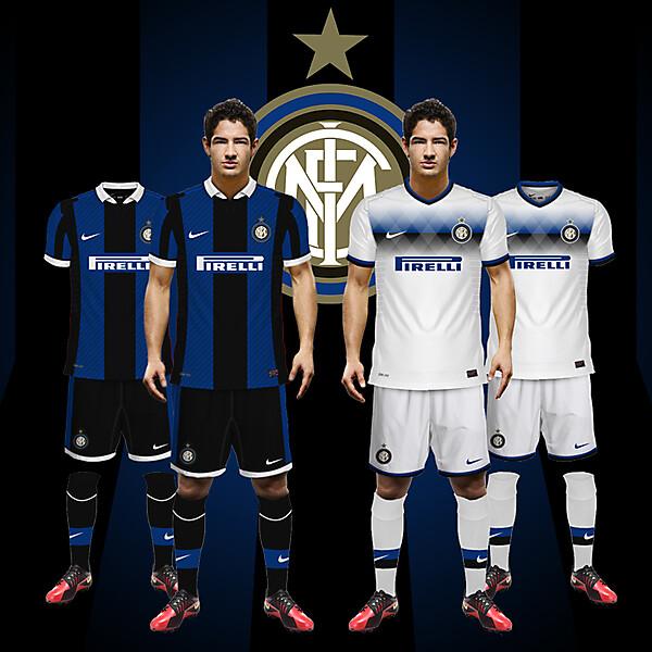 Inter Milan Kits