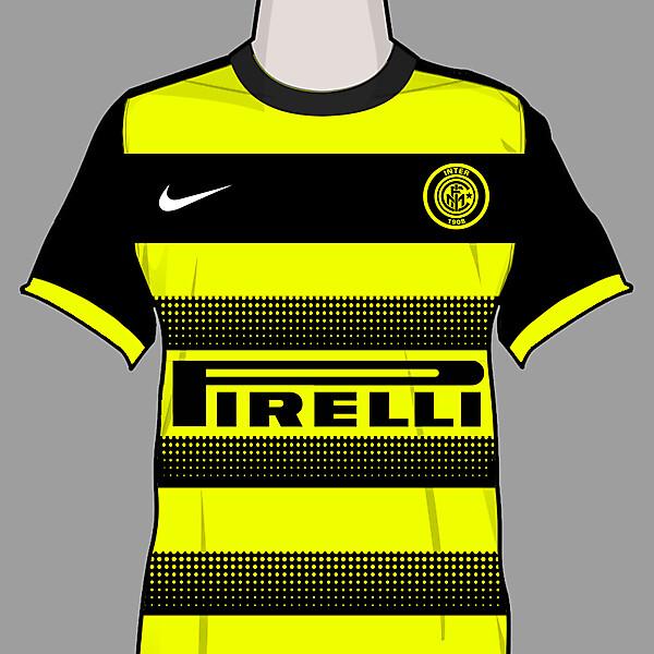 Inter Milan Third