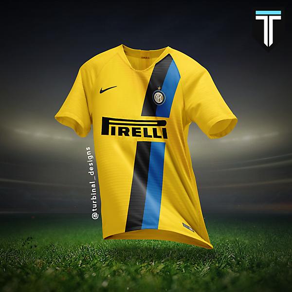 Inter Milan Third Kit Concept