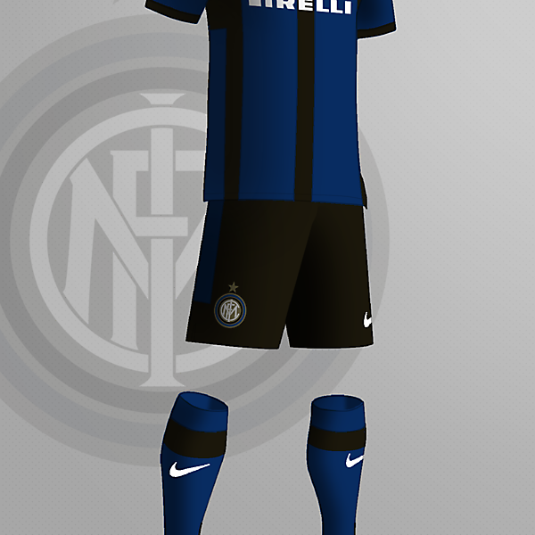 Inter New Template Concept