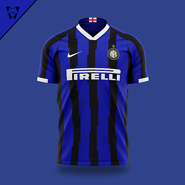 Inter Nike alternate home concept