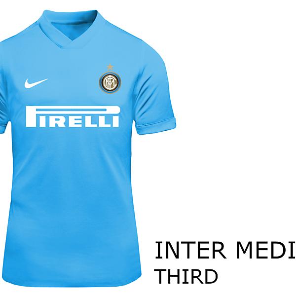 Inter Third