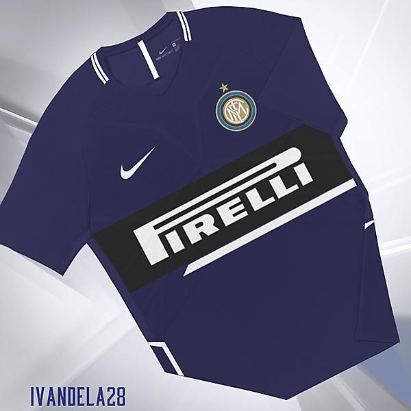 Inter Third Kit Nike