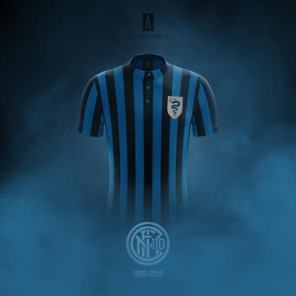 Inter Vintage 110 anniversary