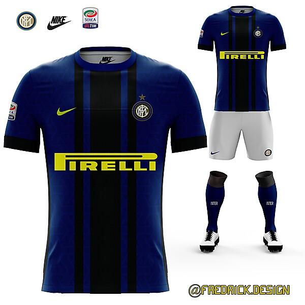 Inter x Nike
