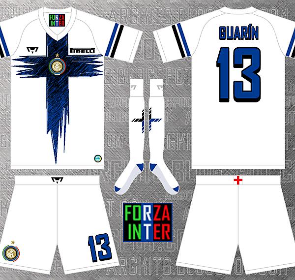 Internazionale - Away fantasy kit