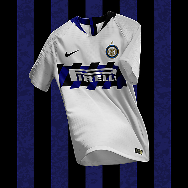 Internazionale Milano Away Concept Kit