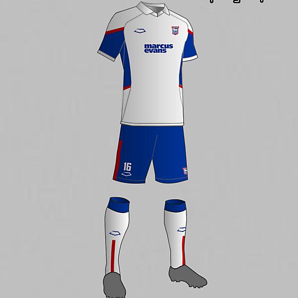 Ipswich Town (England) Third Kit