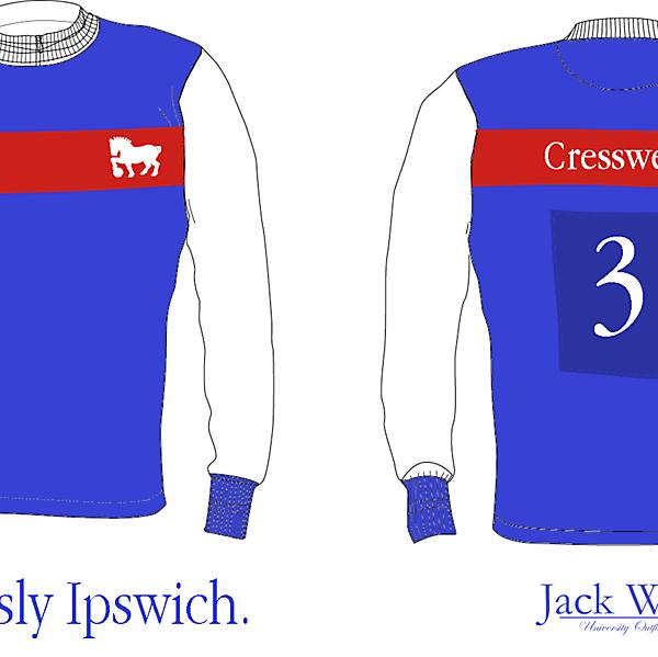 Ipswich x Jack Wills (Concept)