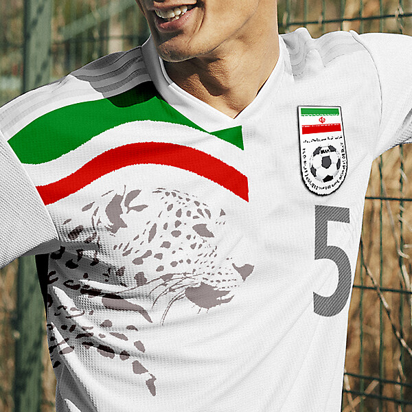 Iran concept kit