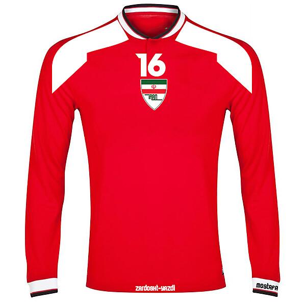 iran kit new2016