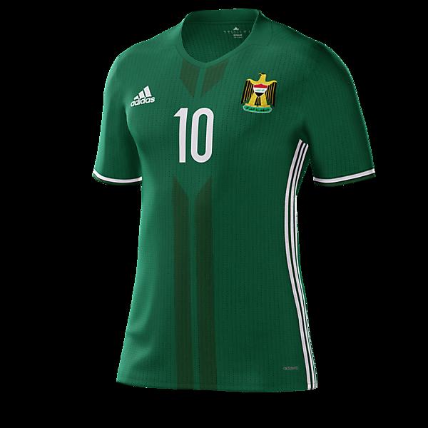 IRAQ (national team) AWAY