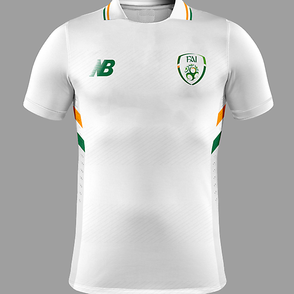 Ireland 16-17 Away ? / With New Balance