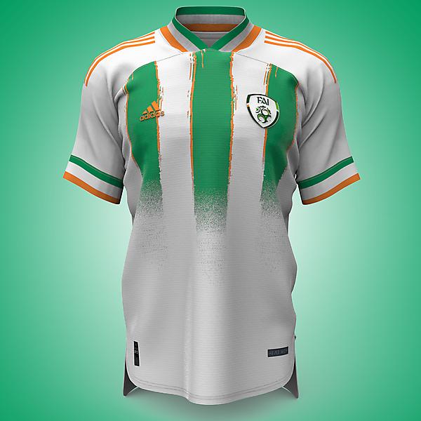 Ireland X adidas - Away