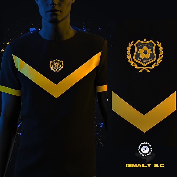 Ismaily SC Retro Kit