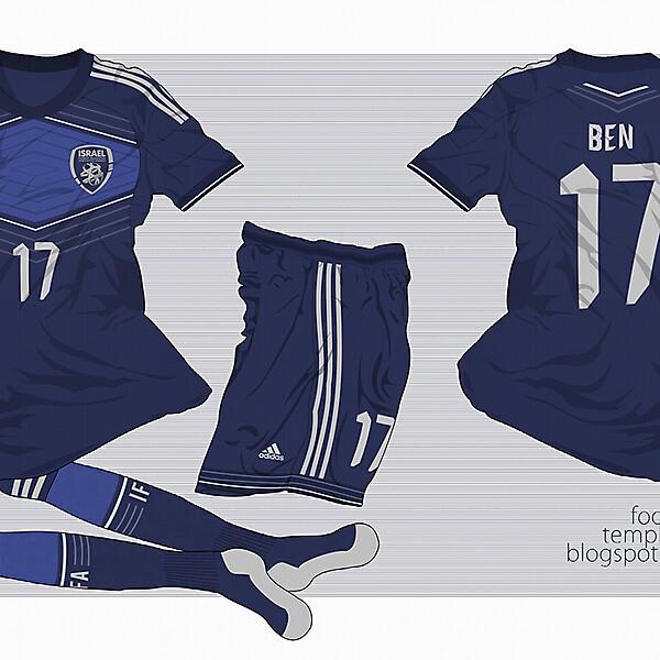 Israel Kit // 2014 WC Comp