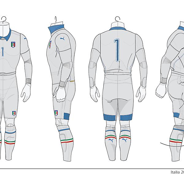 Italia World Cup 2010 \'Keeper Kit