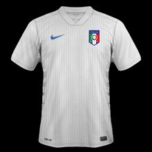Italia Nike Away Concept