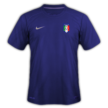 Italia Nike Home Concept