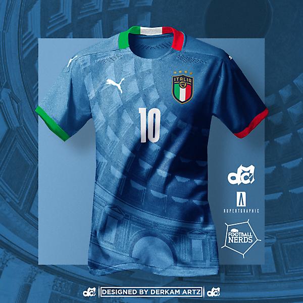 Italy - Home Kit