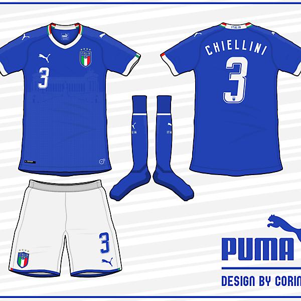 Italy Fantasy Home Kit