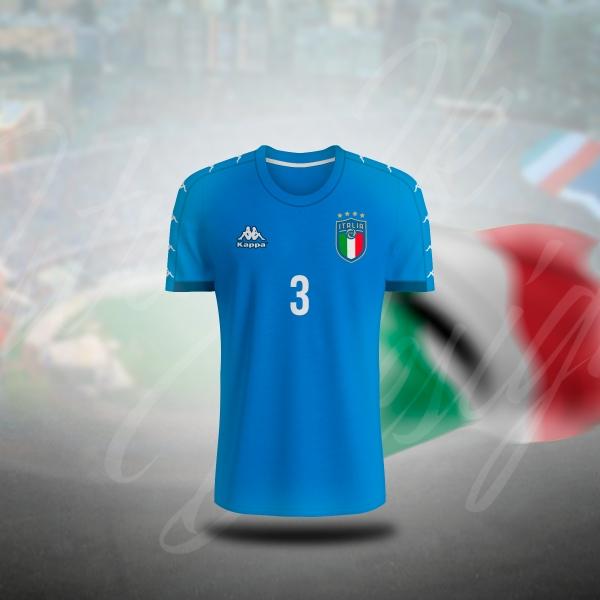 Italy x Kappa