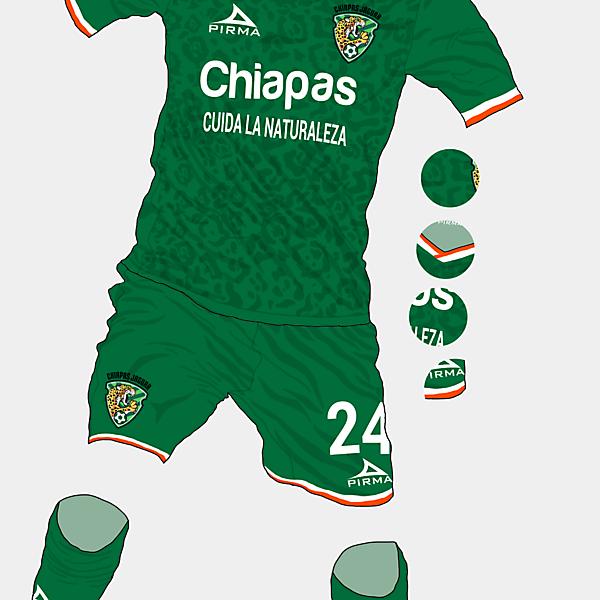 Jaguares de Chiapas Home