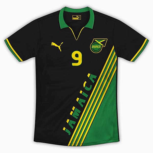 Jamaica Home Shirt - Puma