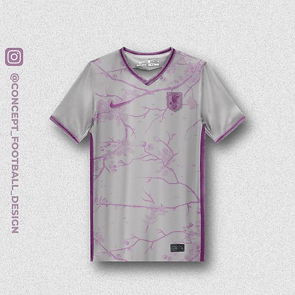 Japan Away Shirt