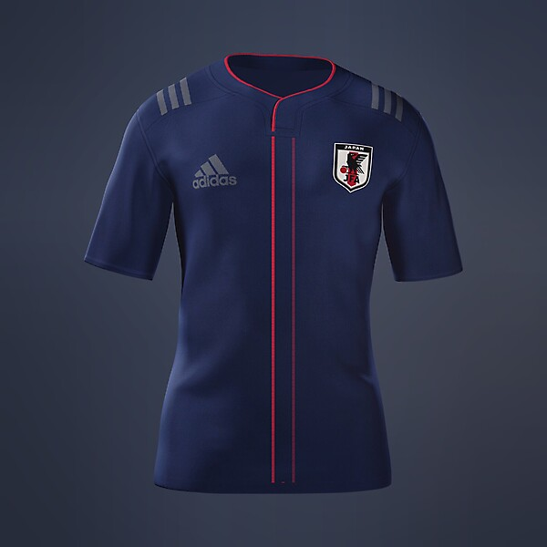 Japan World Cup concept