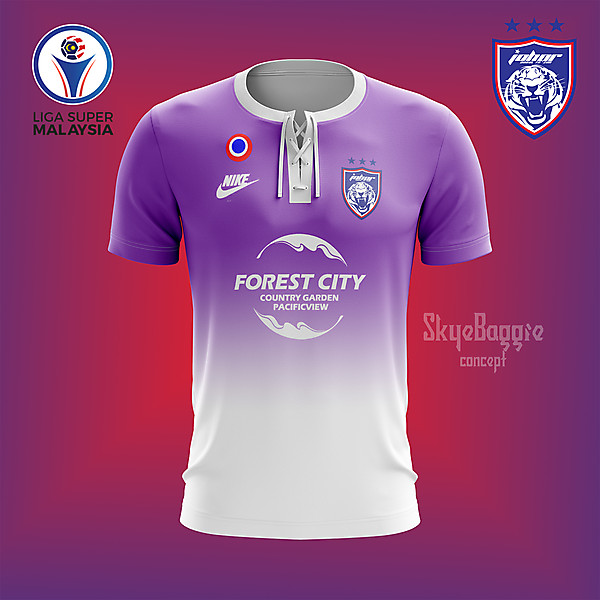 Johor change concept