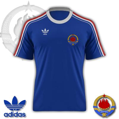 Yugoslavia 70\'s kit