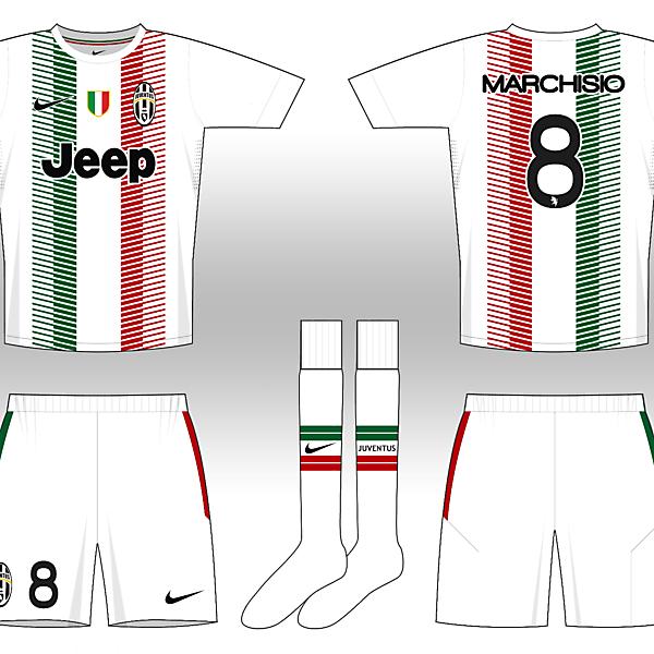 Juventus - Away