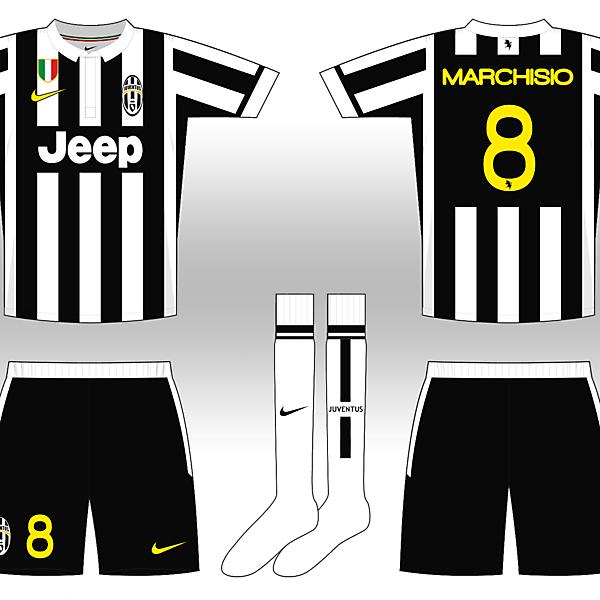 Juventus - Home 2