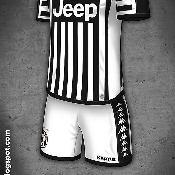 Juventus 17/18 Kappa