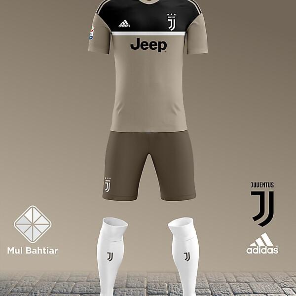 Juventus 2018-2019 Away Kit Leaked (2nd Concept)
