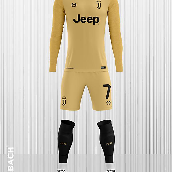 Juventus 2019/2020 Away Kit Concept